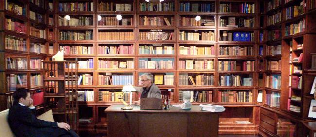 beautiful einrichtungsdeen fur hausbibliothek bucherwand